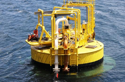 SPM (Single Point Mooring) System Design and Installation Solutions